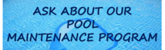 Pool Maintenance Program